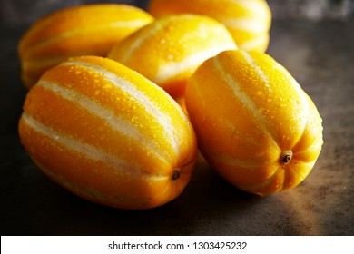 Korean yellow melon
