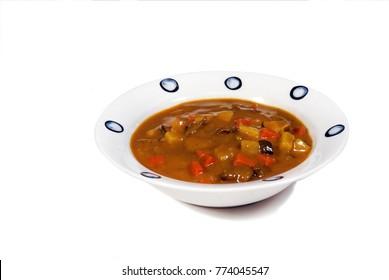 Korean-style pork curry