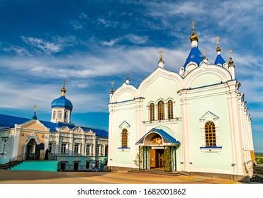 Korennaya Pustyn, a monastery in Svoboda, Kursk Oblast of Russia - Shutterstock ID 1682001862