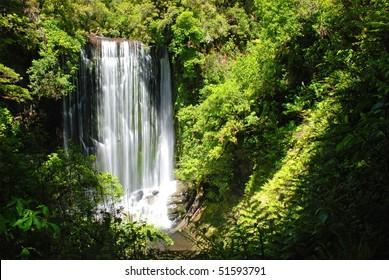 Korokoro falls, New Zealand
