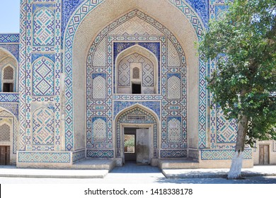 Kosh Madrasah is located in the historical part of Bukhara, Uzbekistan.