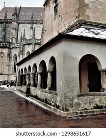 Kosice old city centre, Slovakia