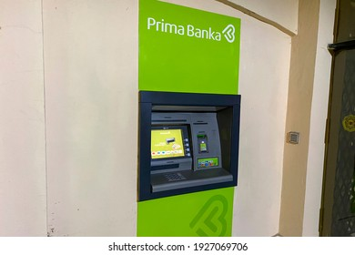 Kosice Slovakia July 25, 2020 Prima banka Slovensko, as is a bank that has been operating on the Slovak financial market since 1993