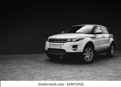 KOSTANAY Spring 2017: The photo Range Rover Evoque