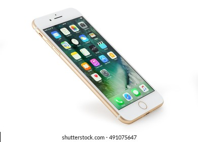 Iphone 7 Weiss Stock Photos Images Photography Shutterstock