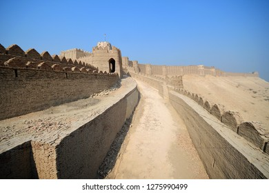 kot diji fort is one of the famous place to visit in Pakistan , formally known as Fort Ahmadabad  located in the town of Kot Diji in Khairpur District, Pakistan