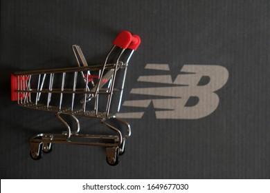 new balance trolley