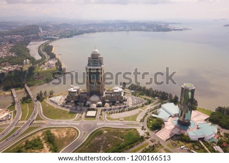 Kota Kinabalu Sabah Malaysia Oct 7 Stock Photo Edit Now 1200166513