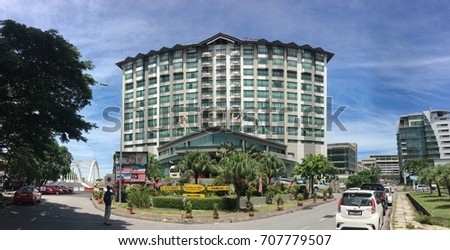 Kota Kinabalusabahmalaysia August 312017 The Image Sabah Oriental