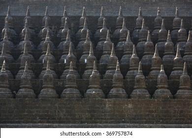 Kothaung Temple, Mrauk U ,Rakhine state ,Myanmar