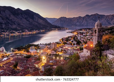 Kotor great city in Montenegro