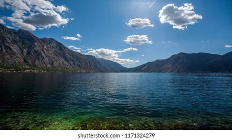 Kotorska bay Montenegro
