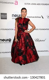 Kourtney Kardashian at the Elton John Aids Foundation 21st Academy Awards Viewing Party, West Hollywood Park, West Hollywood, CA 02-24-13
