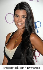 Kourtney Kardashian  at the OP Clothing Launch Party. Private Residence, Beverly Hills, CA. 06-03-08
