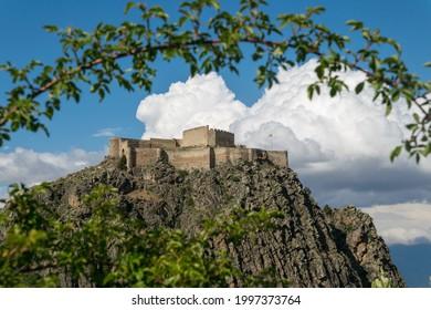 Kov Kalesi, ancient ruined Byzantine castle in Turkey - Shutterstock ID 1997373764