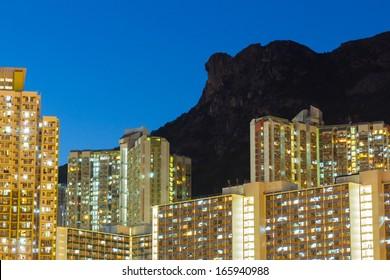Kowloon night