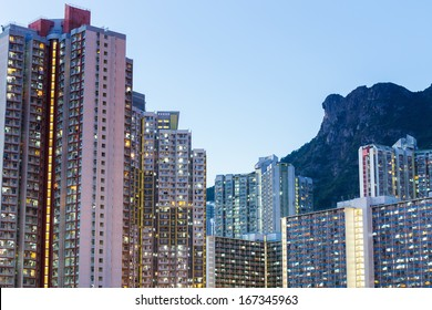 Kowloon residential building
