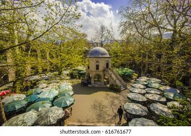 Koza Han Bursa Turkey - Shutterstock ID 616761677