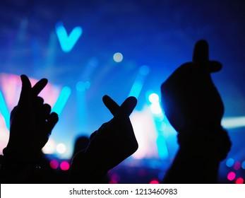Korean Neon Sign Images Stock Photos Vectors Shutterstock