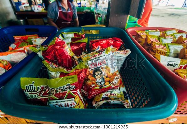 Krabi Thailand 26 December 2018 Food Stock Photo Edit Now