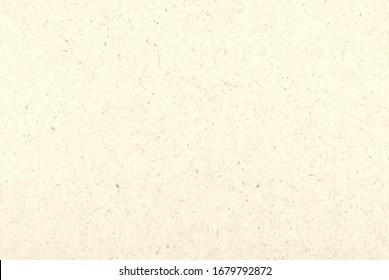 Kraft paper texture, a sheet of light beige craft paper as background