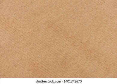 Kraft paper texture striped pattern diagonal for wrapping. Kraft striped paper texture background.