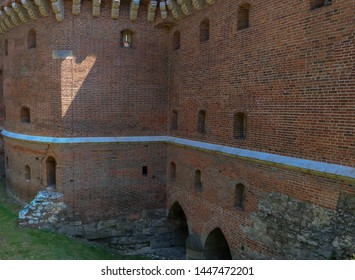 Krakow Barbican fortified outpost Poland