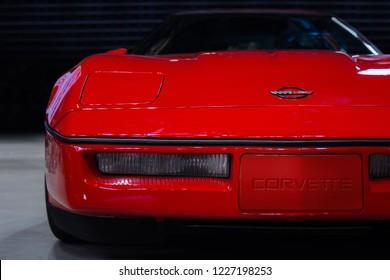 C4 Chevrolet Corvette Images, Stock Photos & Vectors