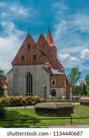 Krakow, Poland, Holy Cross church