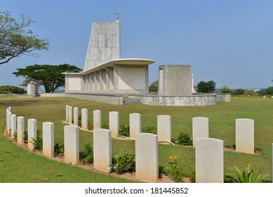 Kranji War Memorial Of Singapore