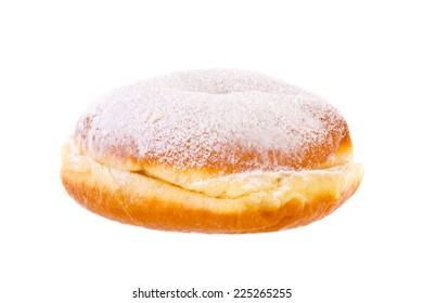 Krapfen Berliner Pfannkuchen Bismarck Donut brightened
