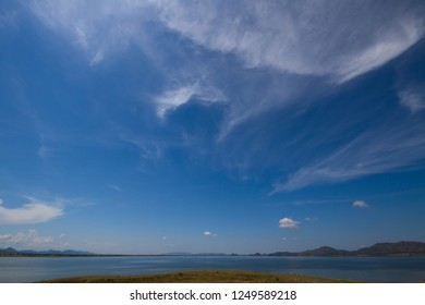 Kra-siao Dam,Dan Chang District,Suphan Buri Province,Thailand.