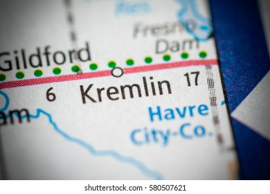 Kremlin. Montana. USA