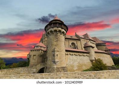 Kreuzenstein Castle from Austria