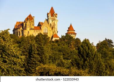 Kreuzenstein Castle, Lower Austria, Austria