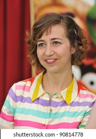 """Kristen Schaal at the world premiere of """"The Muppets"""" at the El Capitan Theatre, Hollywood. November 12, 2011  Los Angeles, CA Picture: Paul Smith / Featureflash"""