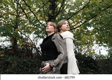 Kristina and Rebecca 6