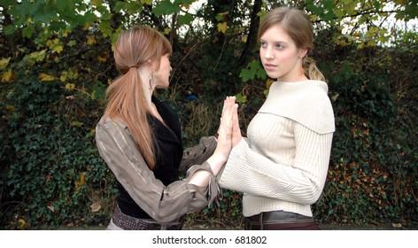Kristina and Rebecca 9