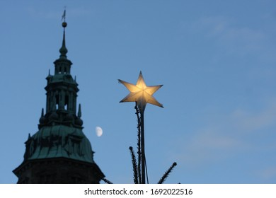 Kronborg Castle in Elsinore, north of Copenhagen one of northern Europe's finest Renaissance castles