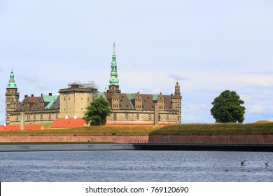 Kronborg Castle Immortalized as Elsinore in William Shakespeare's play Hamlet
