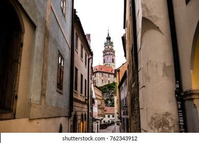?eský Krumlov is a town in the South Bohemian Region of the Czech Republic