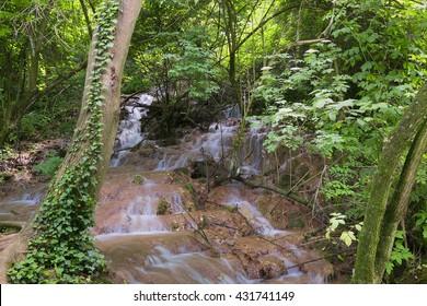 At Krushunski Waterfalls