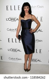 Krysten Ritter at the Elle Magazine 17th Annual Women in Hollywood, Four Seasons, Los Angeles, CA 10-15-12