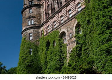 Ksiaz is a castle in Silesia, Poland near the town of Walbrzych.