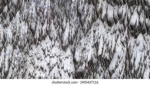 Ku Klux Klan,   United States, abstract photography of relief drawings in  fields in the U.S.A. from the air, Genre: Abstract Naturalism, from the abstract to the figurative,  - Shutterstock ID 1905437116