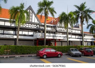 KUALA LUMPUR - 07 JAN: Royal Selangor Club in Kuala Lumpur, Malaysia on 7 January 2017