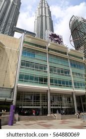 KUALA LUMPUR - 08 JAN: Suria KLCC in Kuala Lumpur, Malaysia on 08 January 2017