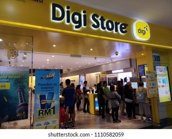 Kuala Lumpur, 11 June 2018: Digi Telecommunications Sdn. Bhd., DBA digi, is a mobile service provider in Malaysia. It is owned in majority by Telenor ASA of Norway with 49%.