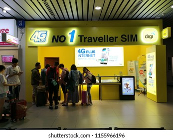 Kuala Lumpur, 13 August 2018: Digi Telecommunications Sdn. Bhd., DBA digi, is a mobile service provider in Malaysia. It is owned in majority by Telenor ASA of Norway with 49%.