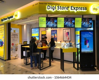 Kuala Lumpur, 8 April 2018: Digi Telecommunications Sdn. Bhd., DBA digi, is a mobile service provider in Malaysia. It is owned in majority by Telenor ASA of Norway with 49%.